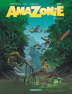 amazonie bande dessinée