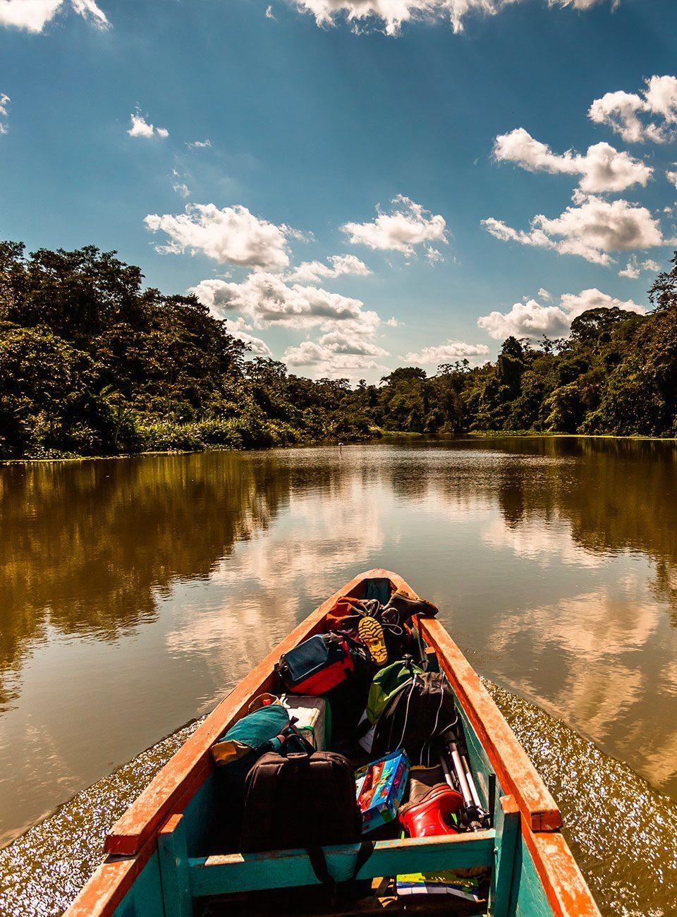 voyages amazonie