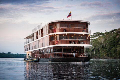 voyage amazonie